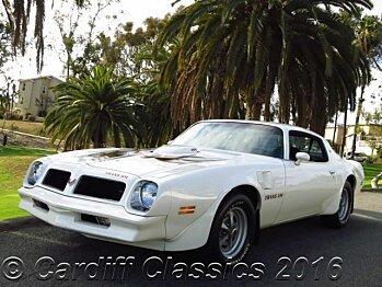 1976 Pontiac Firebird Trans Am for sale 100778276