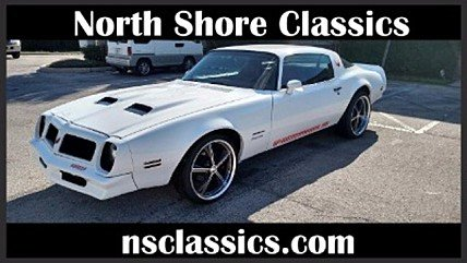 1976 Pontiac Firebird for sale 100844347