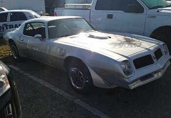 1976 Pontiac Firebird for sale 100841245