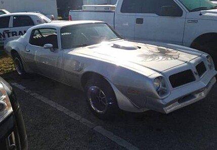 1976 Pontiac Firebird for sale 100841245