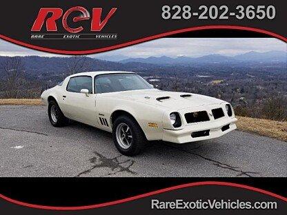 1976 Pontiac Firebird for sale 100931738