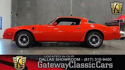 1976 Pontiac Firebird for sale 100948675