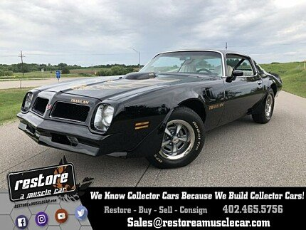 1976 Pontiac Firebird for sale 100984291