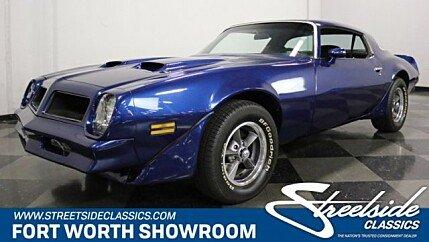 1976 Pontiac Firebird for sale 100989552