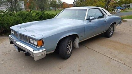 1976 Pontiac Le Mans for sale 100834413