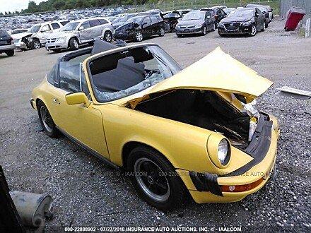 1976 Porsche 911 for sale 101016230
