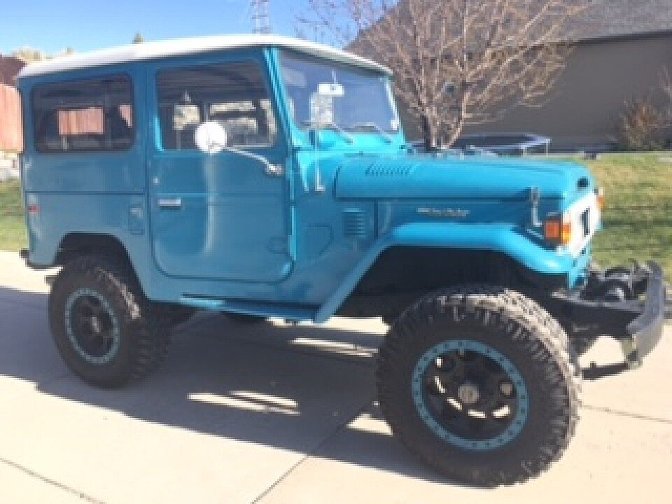 1976 Toyota Land Cruiser for sale 100862955