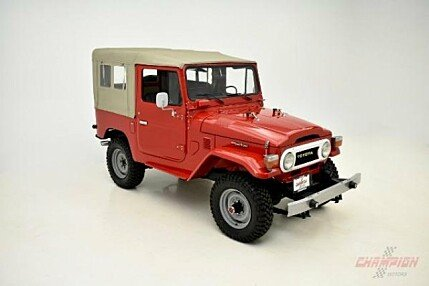 1976 Toyota Land Cruiser for sale 100967625