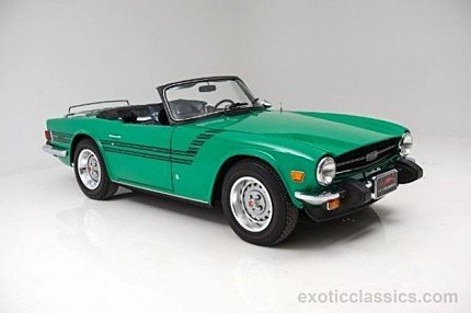 1976 Triumph TR6 for sale 100741084