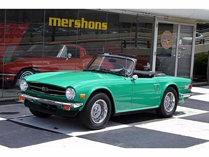 1976 Triumph TR6 for sale 100773913
