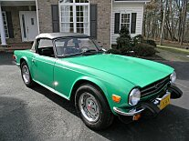 1976 Triumph TR6 for sale 100775447
