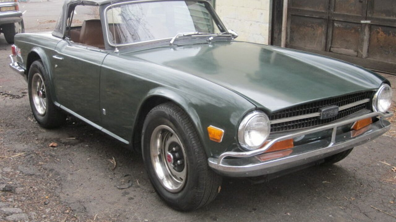 1976 Triumph TR6 for sale 100838620