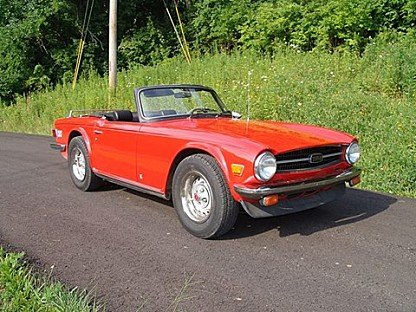 1976 Triumph TR6 for sale 100853362