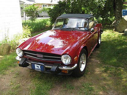 1976 Triumph TR6 for sale 100883617