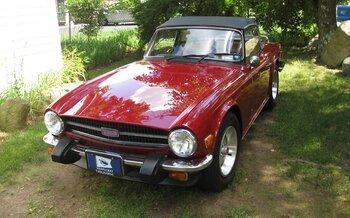 1976 Triumph TR6 for sale 100883617