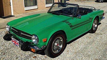 1976 Triumph TR6 for sale 100892802
