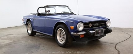 1976 Triumph TR6 for sale 100927501