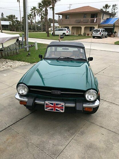 1976 Triumph TR6 for sale 100959808