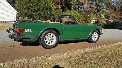 1976 Triumph TR6 for sale 100989685