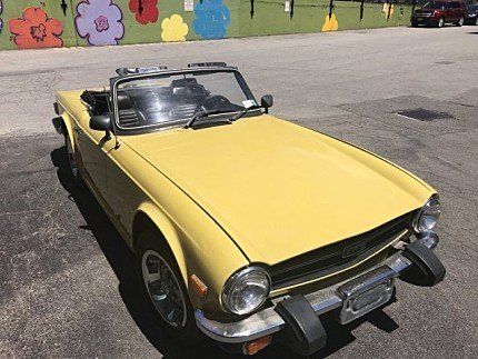 1976 Triumph TR6 for sale 101042420