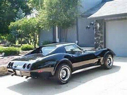 1976 chevrolet Corvette for sale 100857578