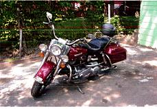 1976 harley-davidson Touring for sale 200616852
