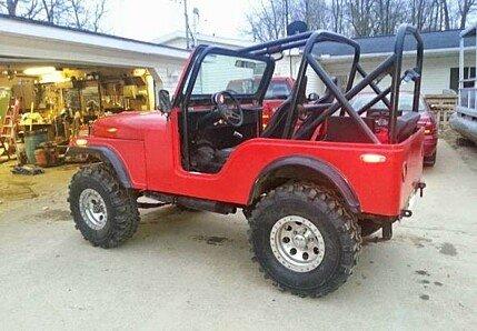 1976 jeep CJ-5 for sale 100952669