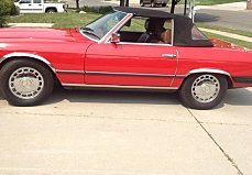 1976 mercedes-benz 450SL for sale 100943897