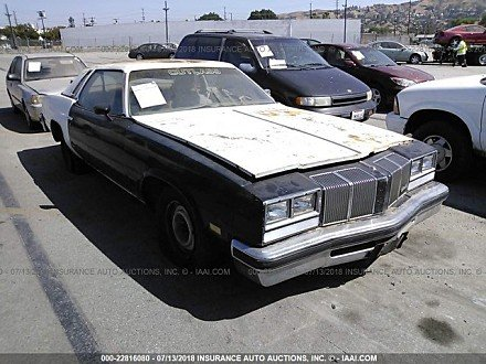 1976 oldsmobile Cutlass for sale 101016209