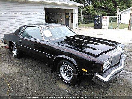 1976 oldsmobile Cutlass for sale 101016220