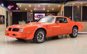 1976 pontiac Firebird for sale 100923059