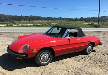 1977 Alfa Romeo Spider for sale 100909128