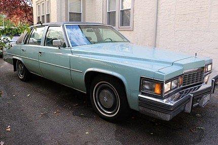 1977 Cadillac De Ville for sale 100817835
