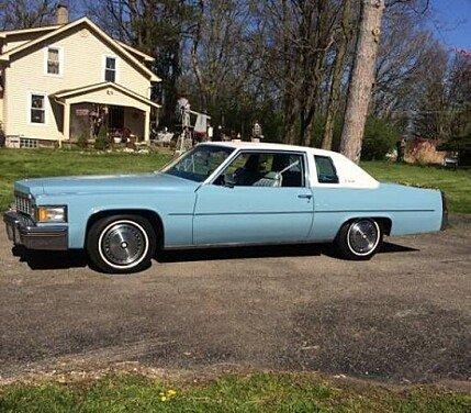 1977 Cadillac De Ville Clics for Sale - Clics on Autotrader
