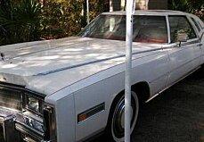 1977 Cadillac Eldorado for sale 100832718