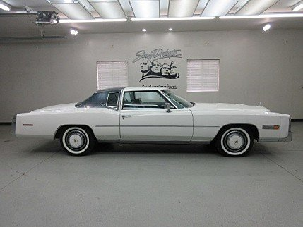1977 Cadillac Eldorado for sale 100867411