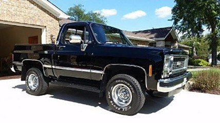 1977 Chevrolet Blazer for sale 100840643