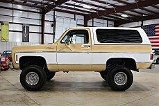 1977 Chevrolet Blazer for sale 100859473