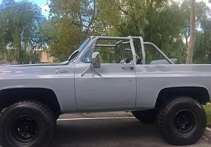 1977 Chevrolet Blazer for sale 100934958