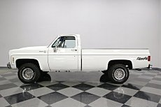 1977 Chevrolet C/K Truck for sale 100988001