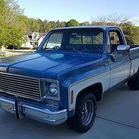 1977 Chevrolet C/K Trucks Silverado for sale 100785972
