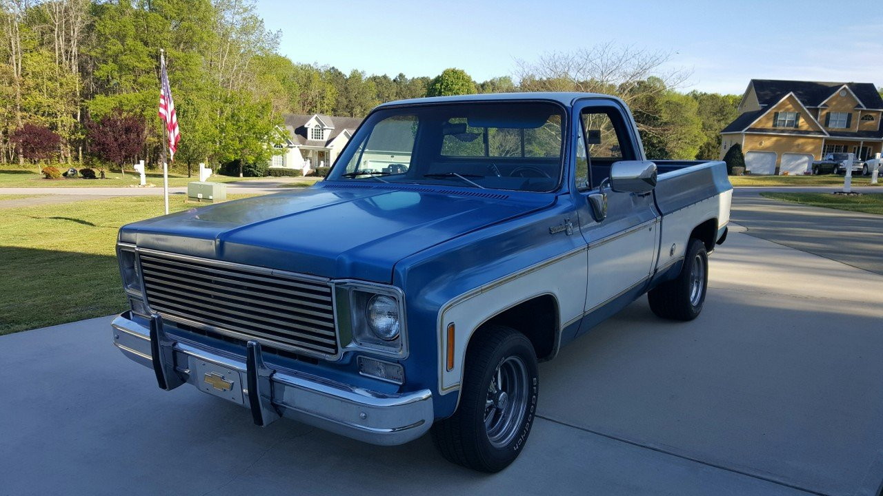 1977 Chevrolet C/K Trucks Silverado for sale near ...