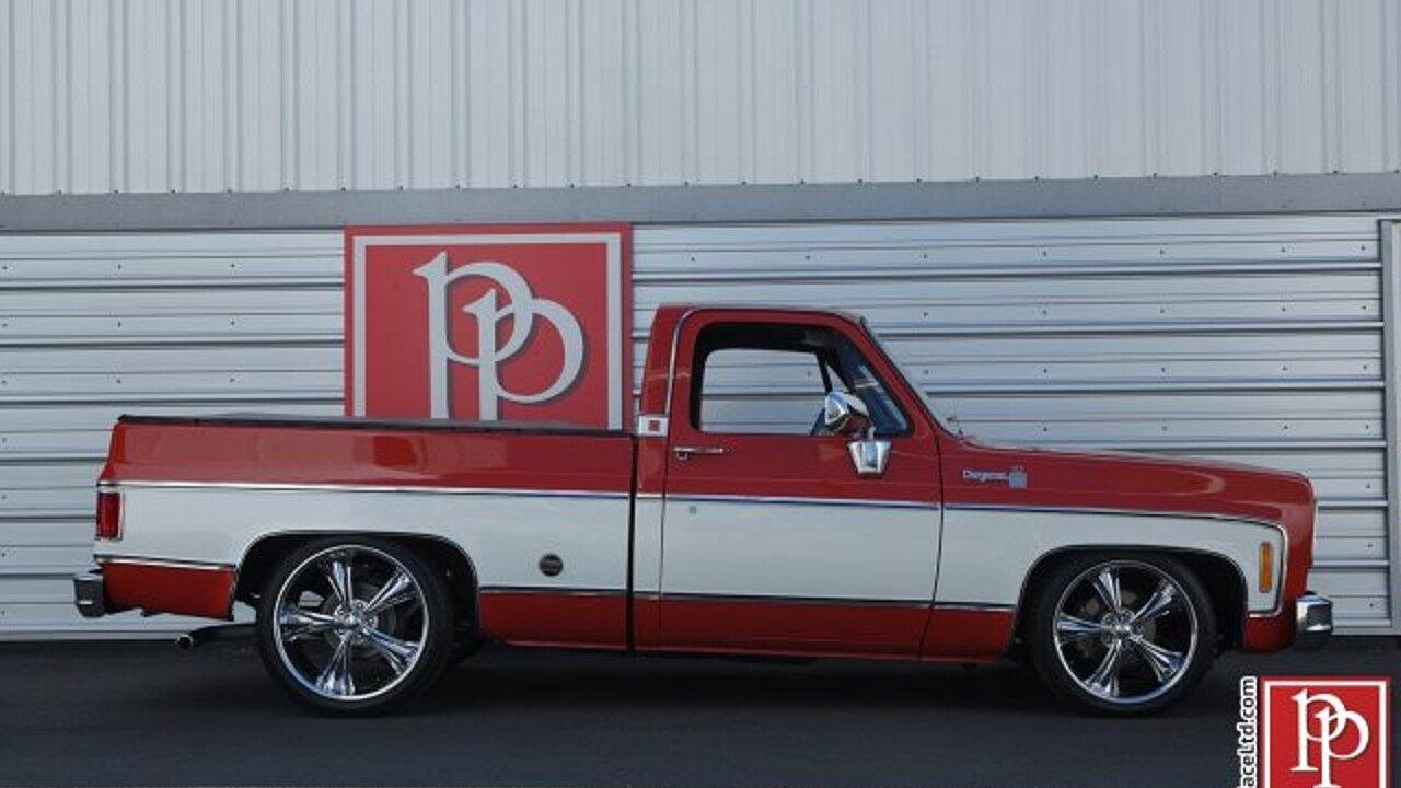 1977 Chevrolet C/K Trucks for sale near Bellevue, Washington 98005 ...