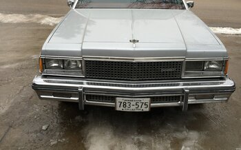 1977 Chevrolet Caprice Classic Sedan for sale 100968913