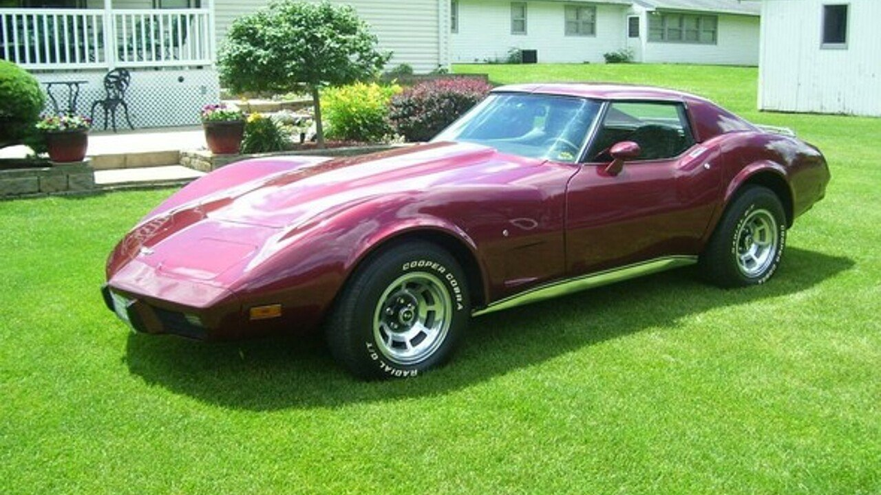 1977 Chevrolet Corvette for sale 100884278