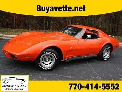 1977 Chevrolet Corvette for sale 100934553