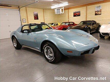 1977 Chevrolet Corvette for sale 101027535