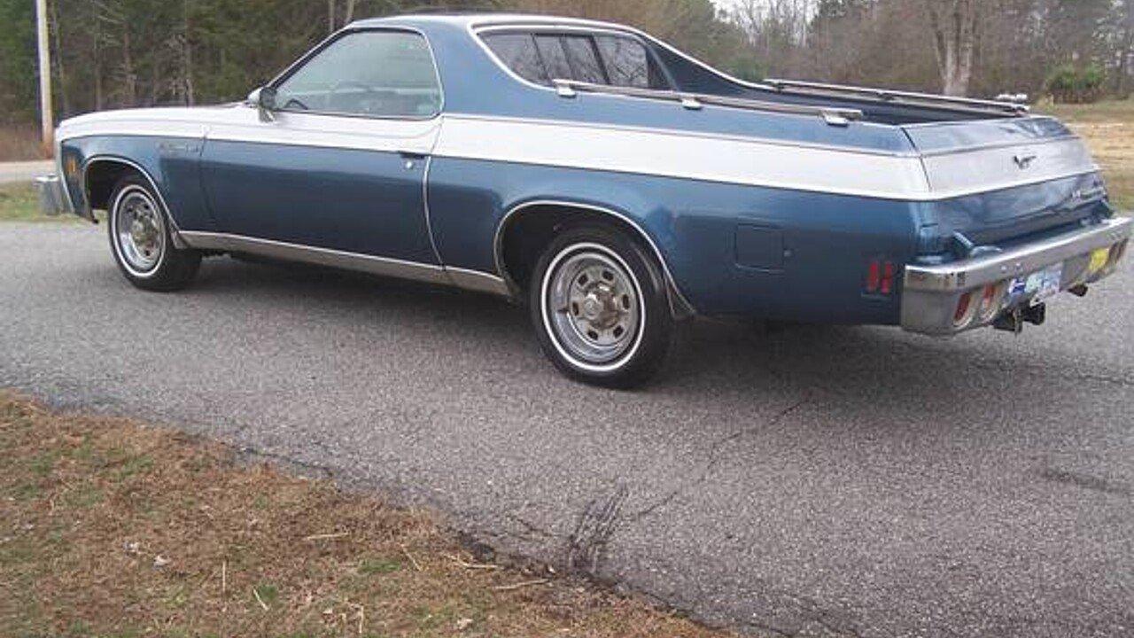 1977 Chevrolet El Camino for sale near LAS VEGAS, Nevada 89119 ...