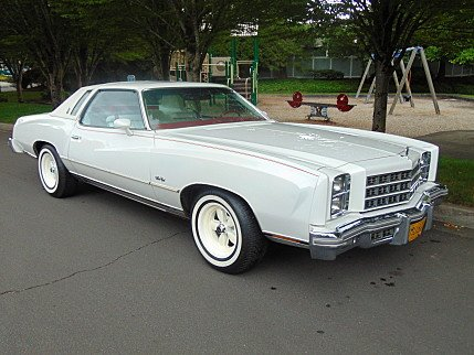 1977 Chevrolet Monte Carlo SS for sale 100767062