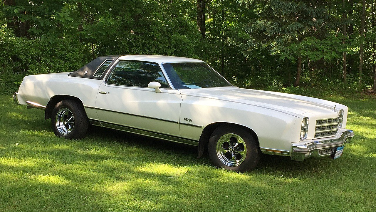 1977 chevrolet monte carlo for sale near hinckley minnesota 55037 classics on autotrader. Black Bedroom Furniture Sets. Home Design Ideas